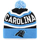 Amazon.com   OTS NFL Carolina Pantshers Male Line Cuff Knit Cap ... 4cd849b2f