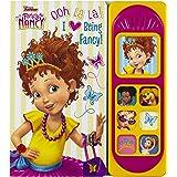 Disney Junior Fancy Nancy - Ooh La La! I Love Being Fancy! Little Sound Book - PI Kids (Play-A-Sound)