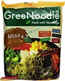 GreeNoodle with Miso Soup (12 count)