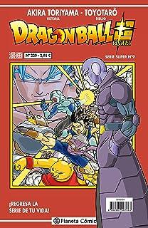 Dragon Ball Serie Roja Nº 219 Manga Shonen Amazones Akira