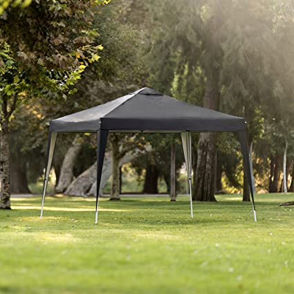 Best Choice Products 10x10ft Outdoor Portable Lightweight Folding Instant Pop Up Gazebo Canopy Shade Tent w & Amazon.com : Best Choice Products 10x10ft Outdoor Portable ...