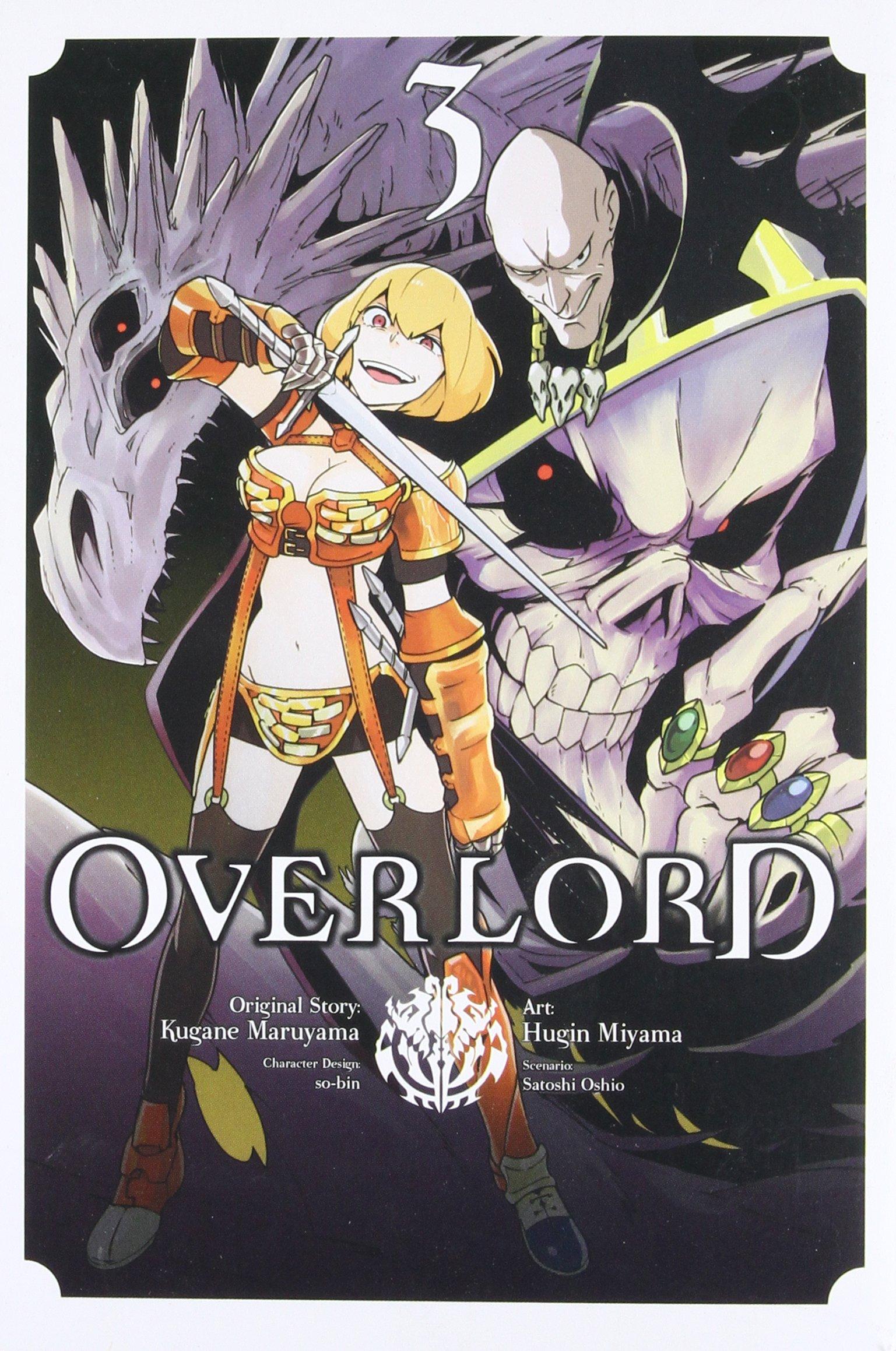 Overlord, Vol. 3 (manga) (Overlord Manga, Band 3)