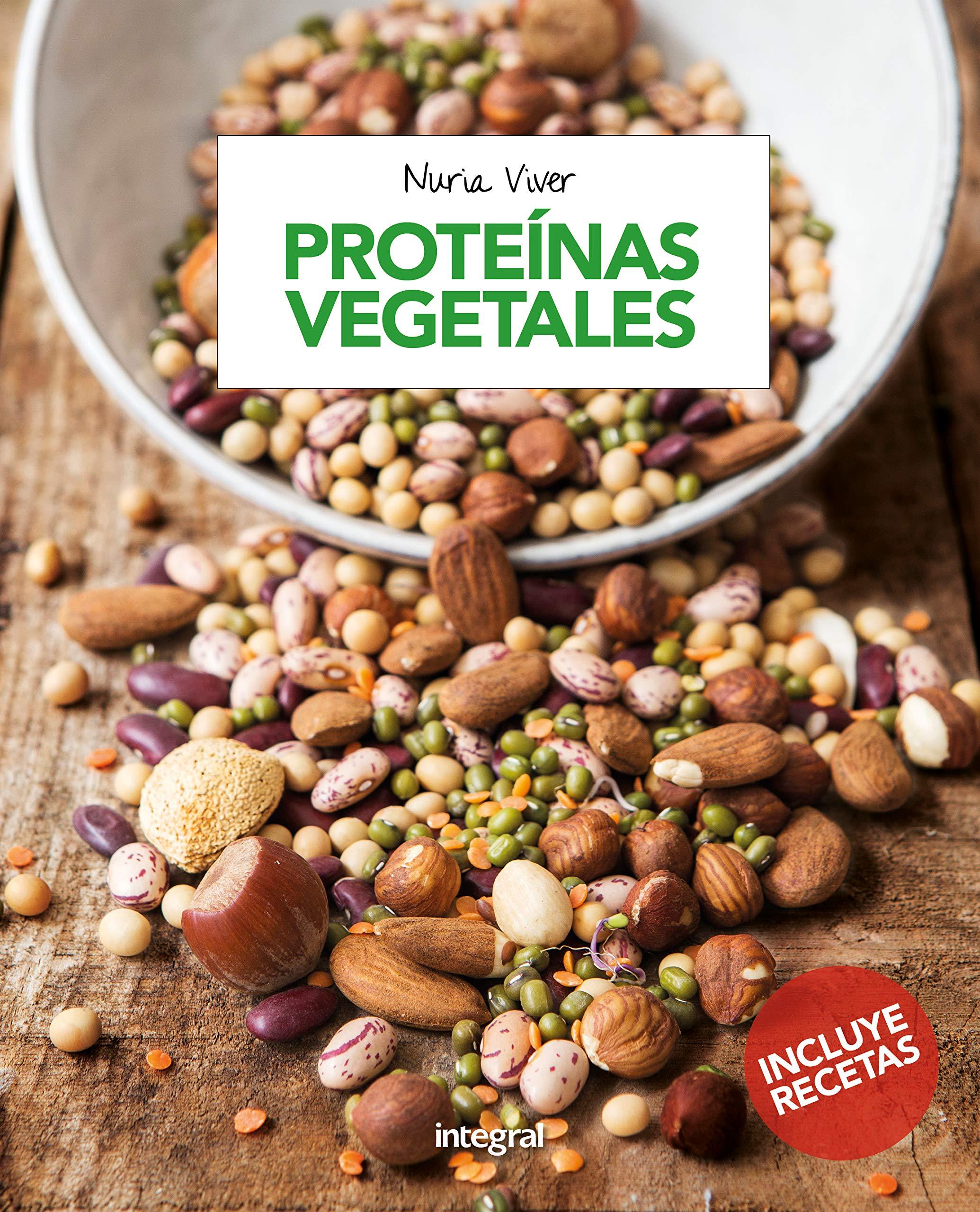 Proteínas vegetales (ALIMENTACION): Amazon.es: Viver, Nuria ...
