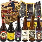 6 Bières Artisanales de 33cl – Spéciales Coupe du Monde de Football - Pack box coffret dégustation et découvertes