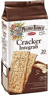 Molino Blanco – Masas de trigo, Cracket integrales – 500 g 20 paquetes