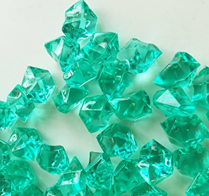 Amazon Crystal Acrylic Ice Rock Vase Gems Or Table Scatters 8