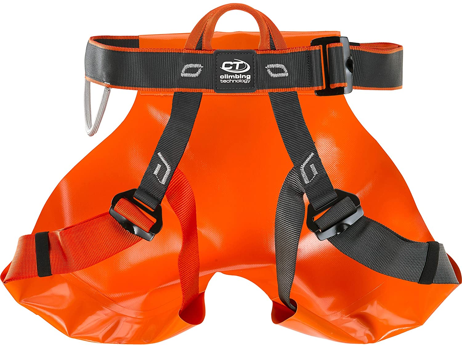 Climbing Technology Pro Canyon, Arnés, Color Negro/Naranja, Talla ...