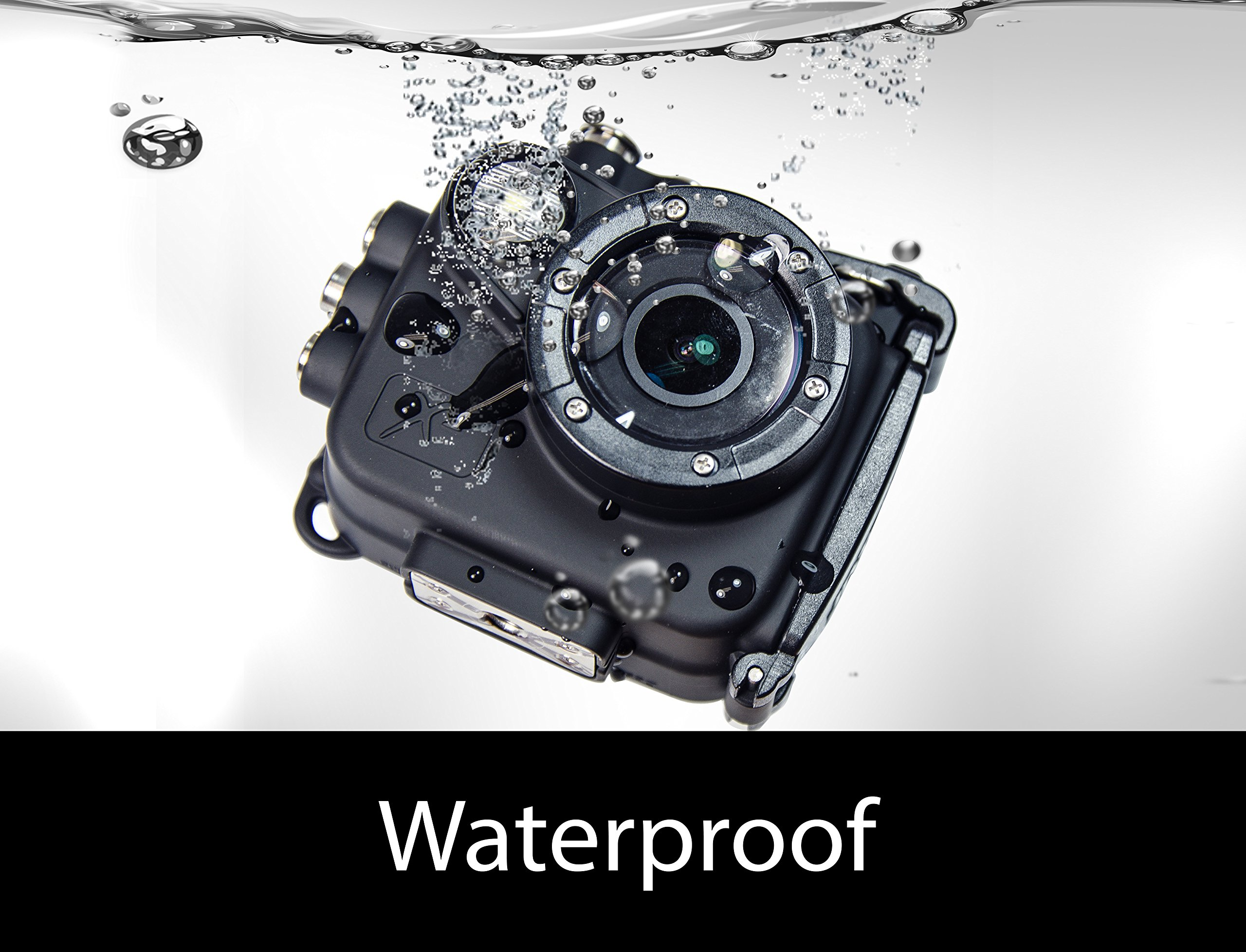 Intova X2 Waterproof 16MP Action Camera with Built-in 150-Lumen Light and WiFi by Intova (Image #2)