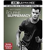 The Bourne Supremacy [4K Ultra HD + Blu-ray + Digital HD] (Bilingual)