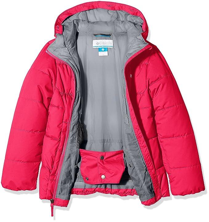 Amazon.com: Columbia Girls GYROSLOPE Jacket-Punch Pink XL: Sports & Outdoors
