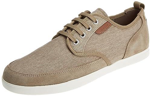Geox Men s U Walee B Trainers Grey  Amazon.co.uk  Shoes   Bags a9ad035b5ac