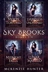 Sky Brooks Series: An Urban Fantasy Boxed Set (Books 1-4) Kindle Edition