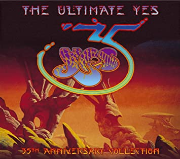 Yes - Ultimate Yes: 35th Anniv...