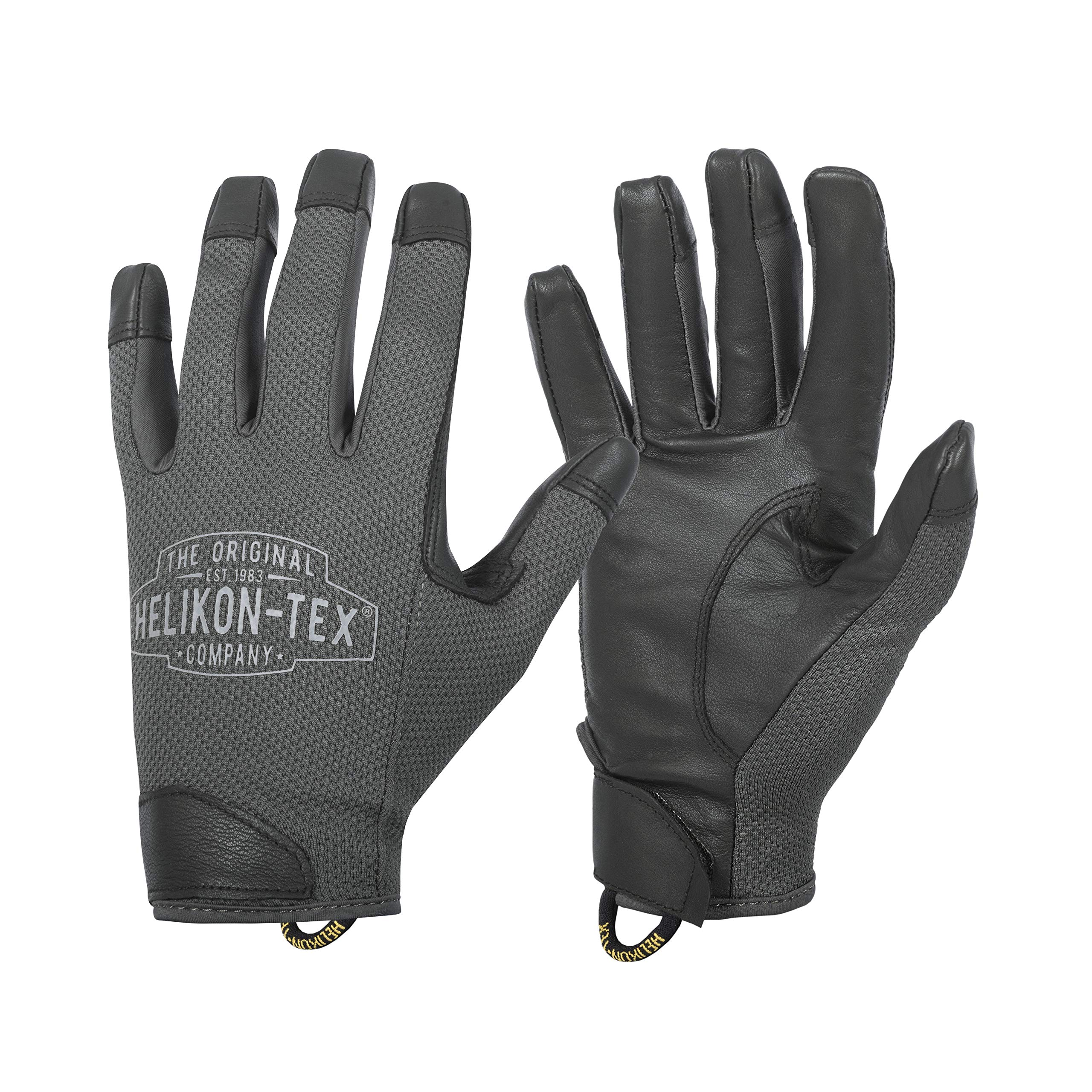 Helikon-Tex Range Line, Rangeman Gloves, Shadow Grey/Black, X Large/Regular by Helikon-Tex