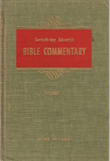 The seventh day adventist bible commentary volume 1 genesis to the seventh day adventist bible commentary volume 2 joshua to 2 kings fandeluxe Gallery