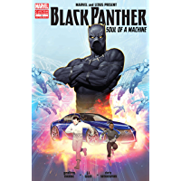 Black Panther: Soul Of A Machine (2017) #6 (English Edition)