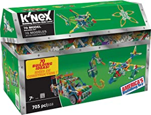 Best K'NEX 70 Model Building Blocks Set For Kids