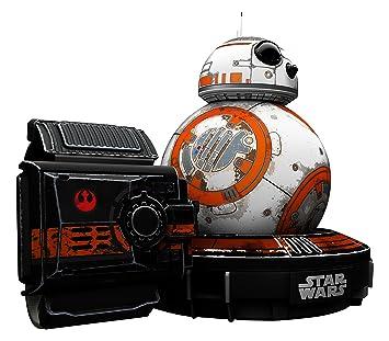 Sphero Star Wars R001SRW - robot electrónico Droid BB-8 con ...