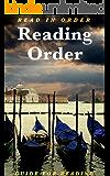 Reading Order: Donna Leon: Commissario Guido Brunetti in Chronological Order