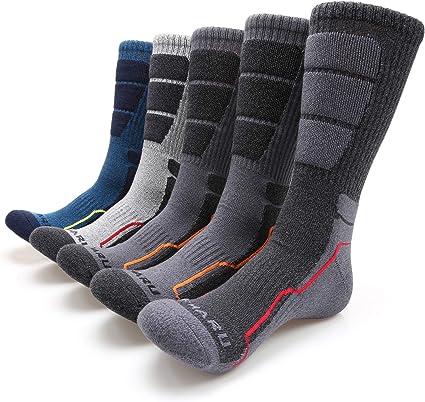 5 Pairs Outdoor Sports Hiking Socks