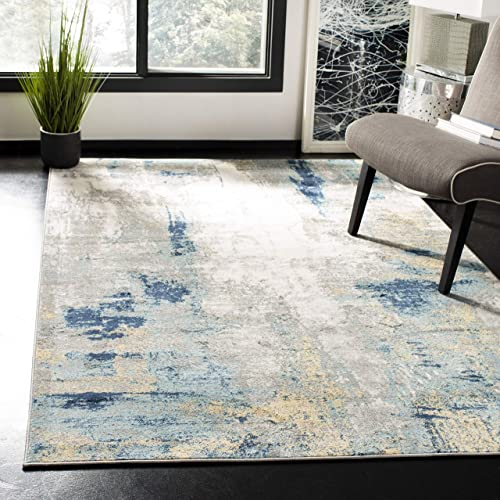 Safavieh Jasper Collection JSP101A Modern Contemporary Abstract Area Rug