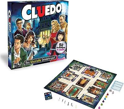 Cluedo Adventures, el clásico Entre los Juegos Detectives.: Amazon ...