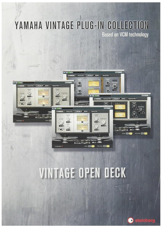 Steinberg Vintage Open Deck Analog Tape Software Plug-in