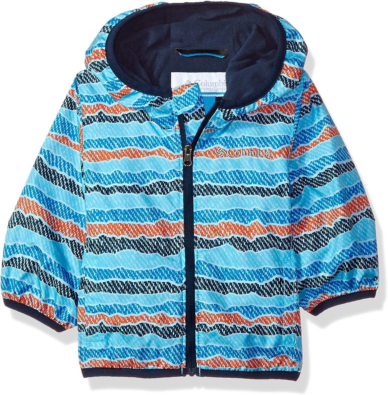 Columbia 幼児 ベビー ミニ ピクセル グラバー II ウィンドジャケット