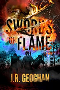 Swords of Flame (The Altan Series Book 1)