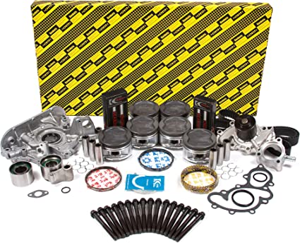 For Toyota 4Runner Pickup L4 2.4L Front /& Rear Engine Crankshaft Seals Genuine