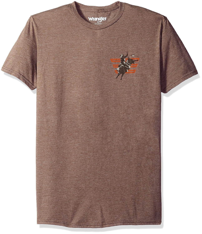 Wrangler Men's Western Tee Shirt