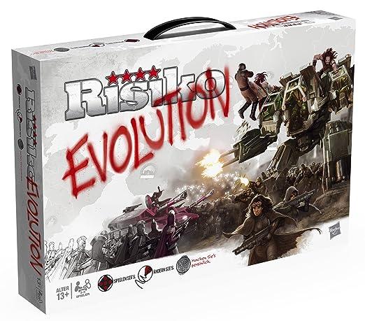 2 opinioni per Hasbro 35596100- Risiko Evolution