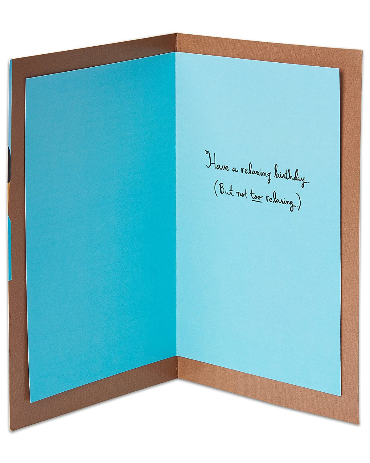 Amazon American Greetings Funny Yoga Birthday Card For Her