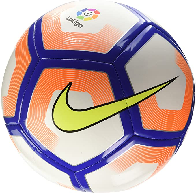 NIKE Liga Bbva Pitch Football Balón, Unisex, 5: Amazon.es: Deportes y aire libre