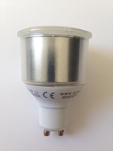 tp24 l1 gu10 low energy 11w 3000k spot light bulb lighting. Black Bedroom Furniture Sets. Home Design Ideas