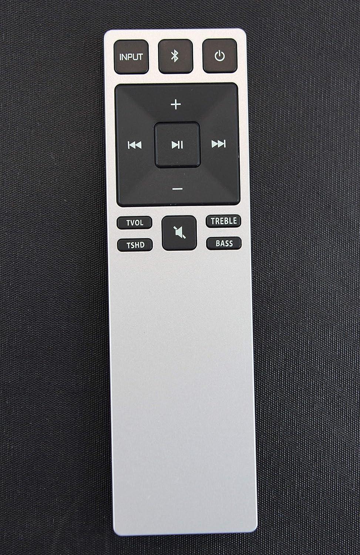 Vizio XRS321 1023-0000128 Home Theater Soundbar Remote Control for Models S2920W-C0, S2920W-C0R, S3820W-C0, S3821W-C0, S3821W-C0R, SB3830-C6M, SB3831-C6M, S2920W-C0