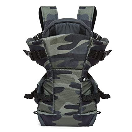 318b02cfed8 Mothercare Carr 3 Position Carrier Camouflage  Amazon.co.uk  Baby