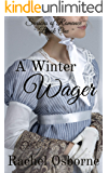 A Winter Wager (Seasons of Romance Book 1)