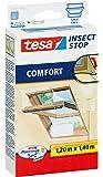 tesa Alu Comfort / 55881-00020-00 Moustiquaire pour velux Blanc (Import Allemagne)
