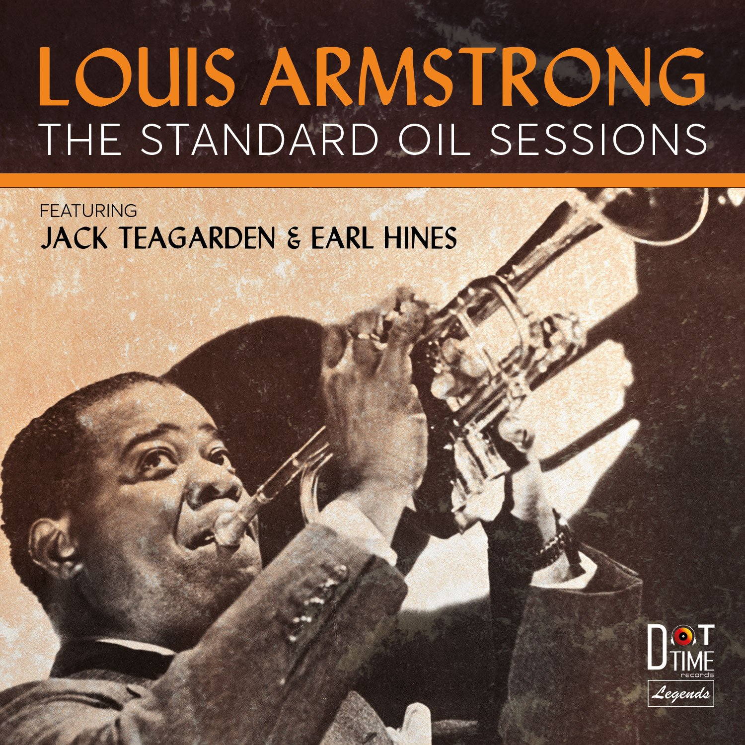 Louis Armstrong - Standard Oil Sessions 1950 (CD)