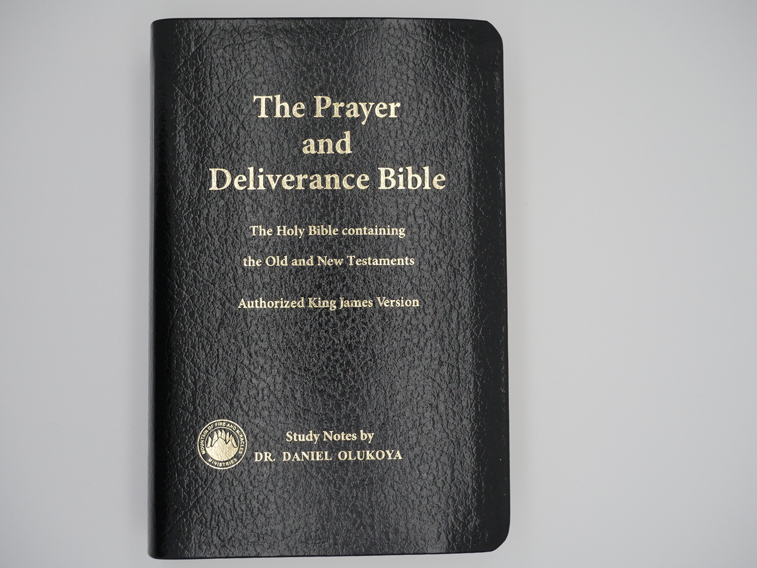 Prayer and Deliverance Bible: Dr D K  Olukoya: 9789788424215: Amazon