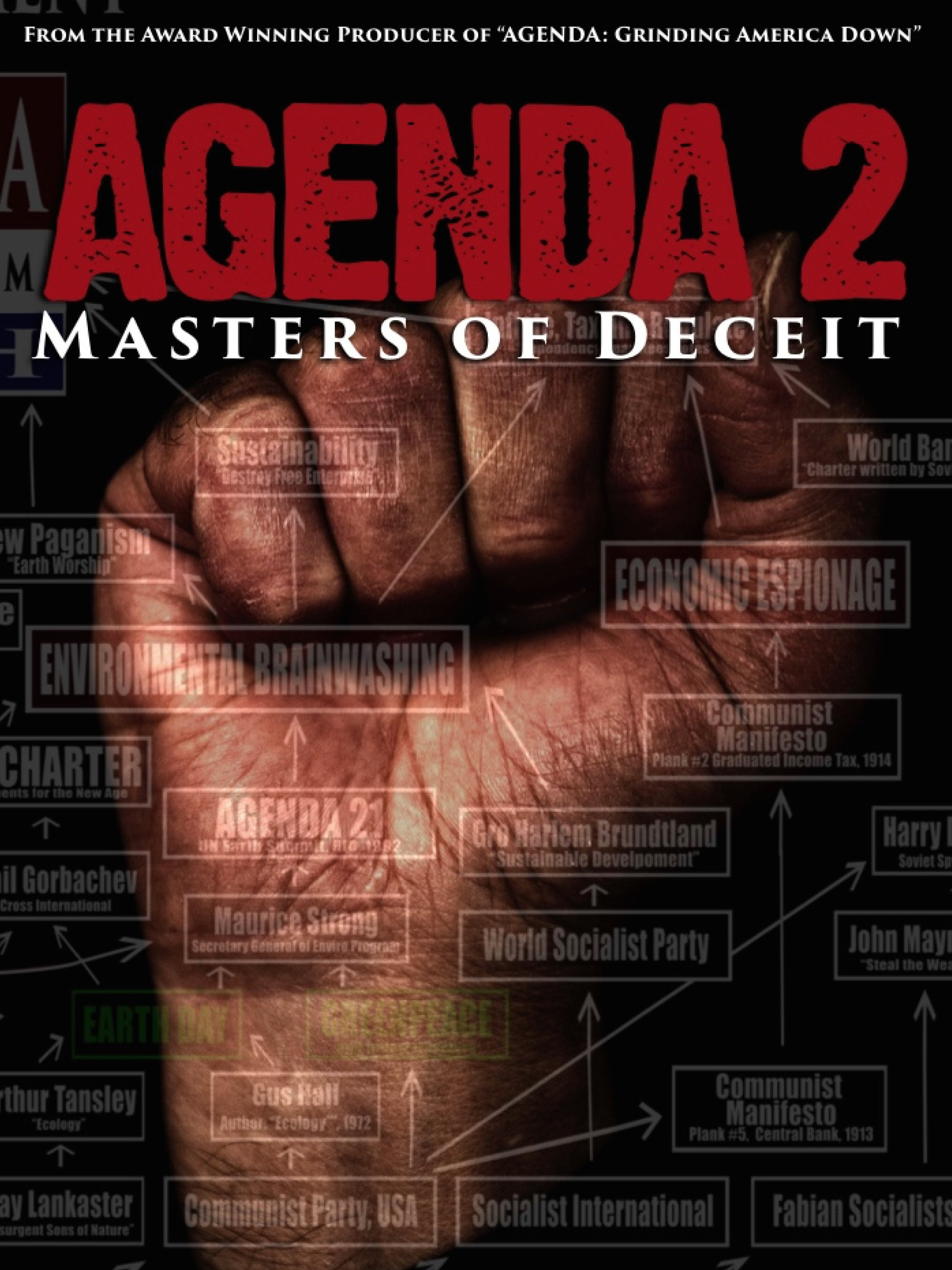 Amazon.com: Watch Agenda 2: Masters of Deceit | Prime Video