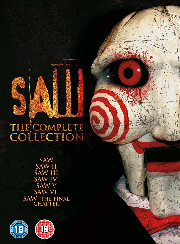 Saw: The Complete Collection Edizione: Regno Unito Reino Unido DVD: Amazon.es: Cine y Series TV