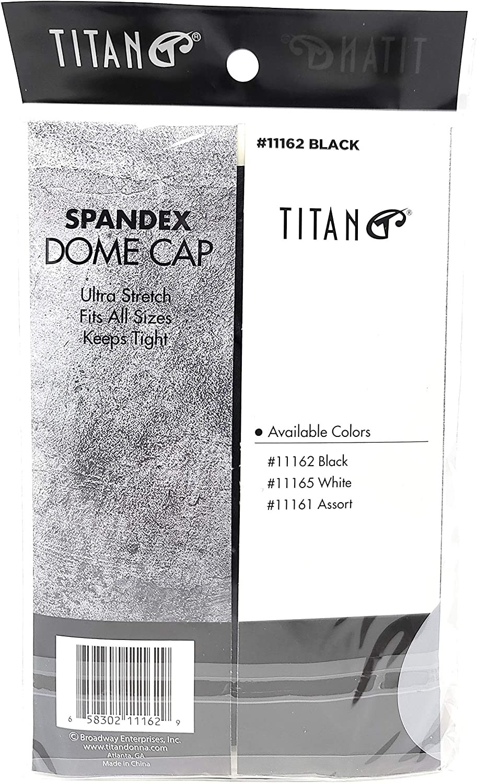 """LE CHALLENGER DOME X Original-Cap Stretch Spandex Cap avec bande CH-110XB 10/""""x6/"""""""