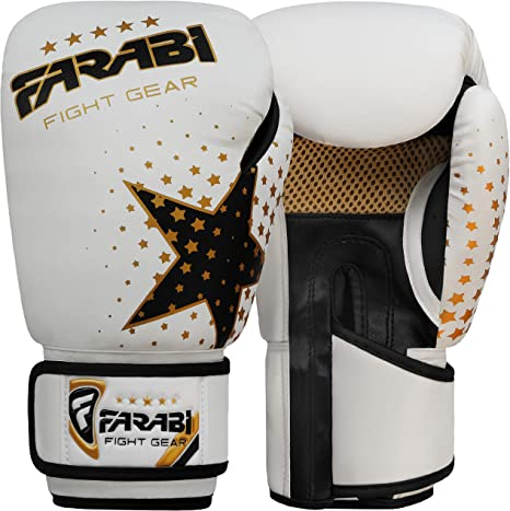 Best Junior Punching Bag Mitts Martial Arts Training 6oz Mitts Muay Thai Gloves