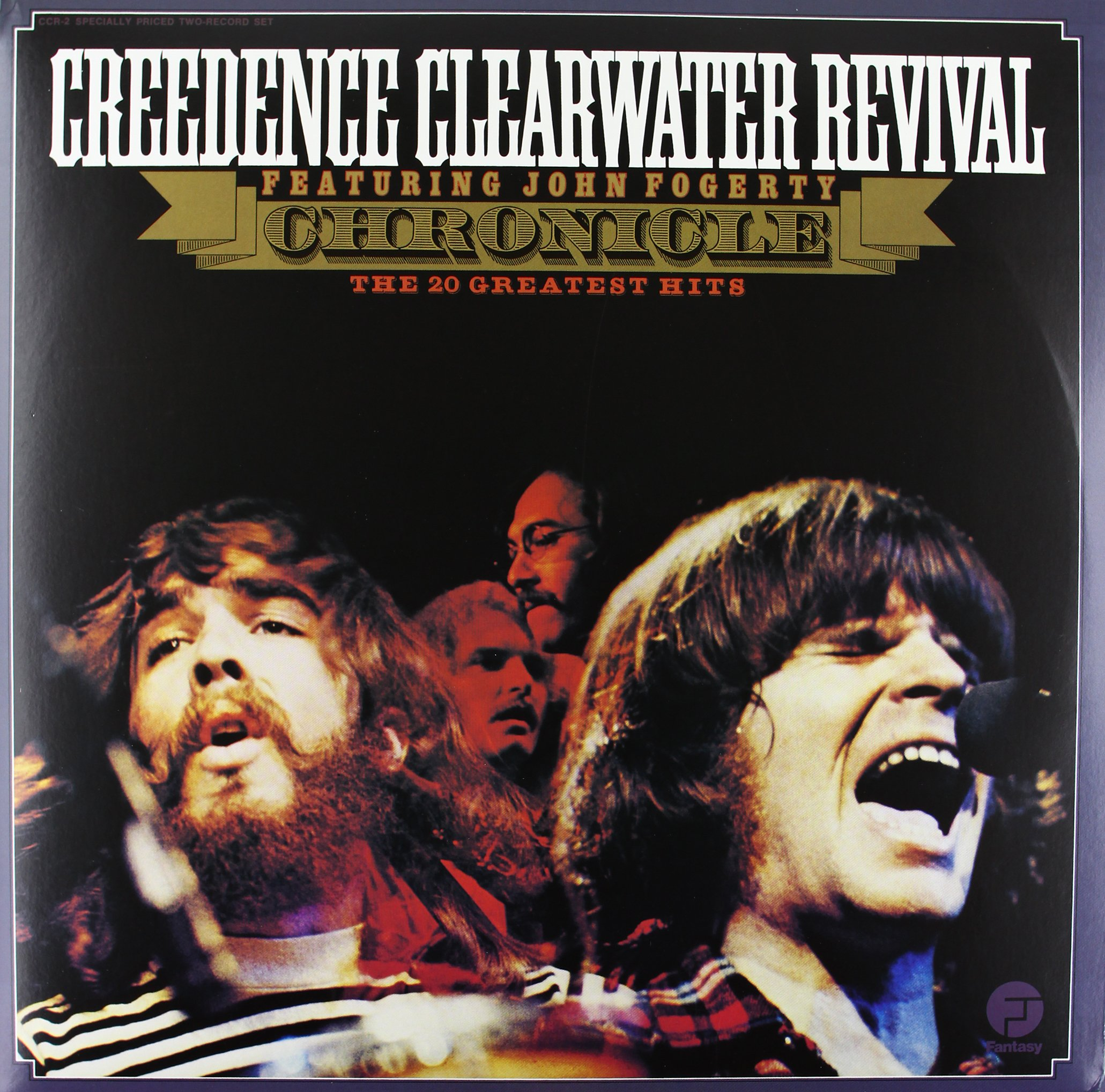 Creedence Clearwater Revival Chronicle Greatest Hits