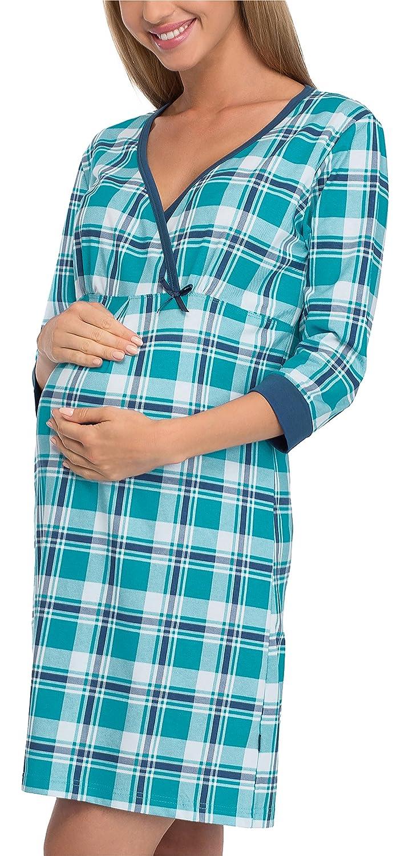 Cornette Stillnachthemd Schlafkleid 652/07