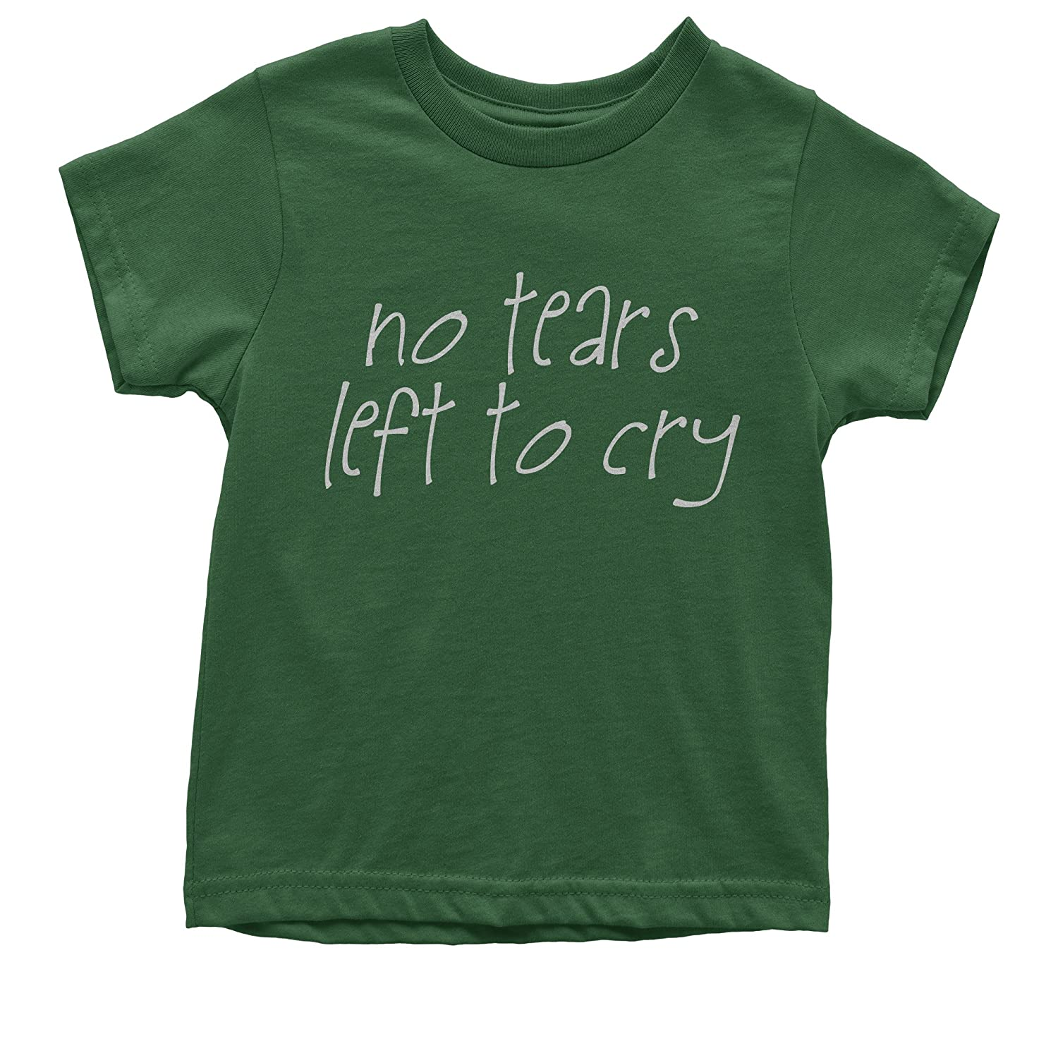 Expression Tees No Tears Left to Cry Youth T-Shirt
