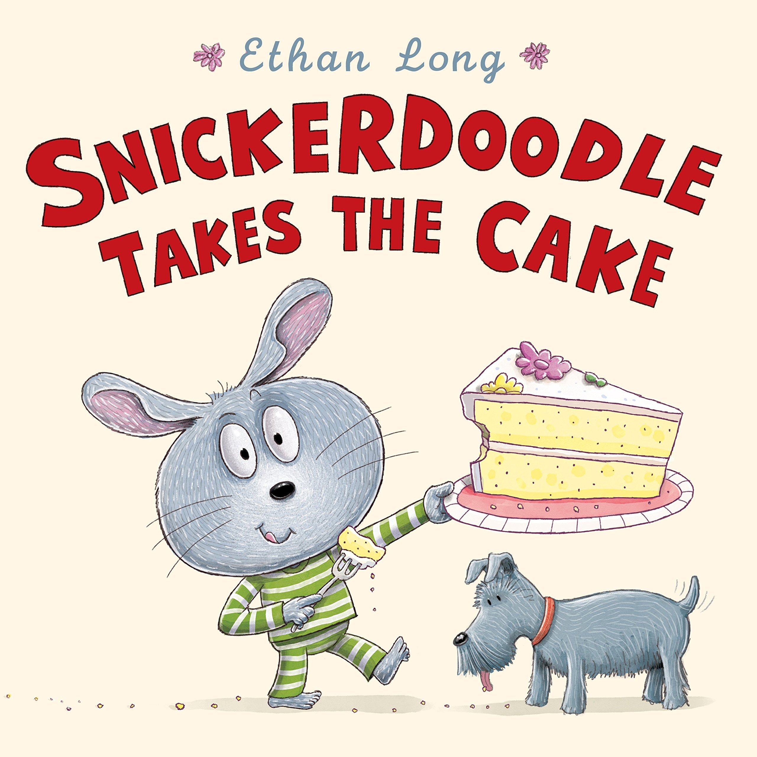 Snickerdoodle Takes the Cake ebook