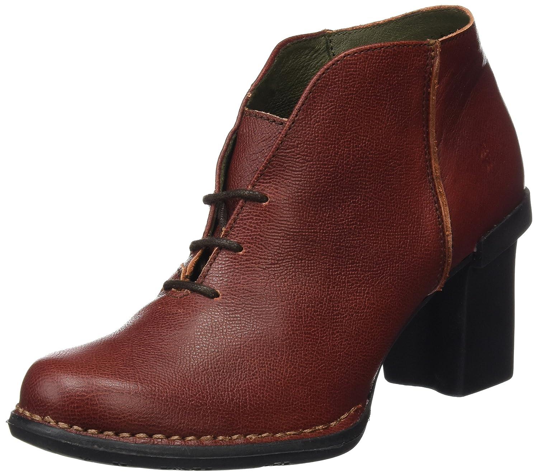 El Naturalista Damen N5141 Capretto (Adobe) Nectar Kurzschaft Stiefel Rot (Adobe) Capretto 09f3a4